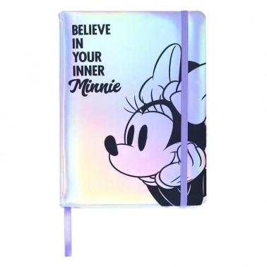 Libreta A5 Minnie Mouse