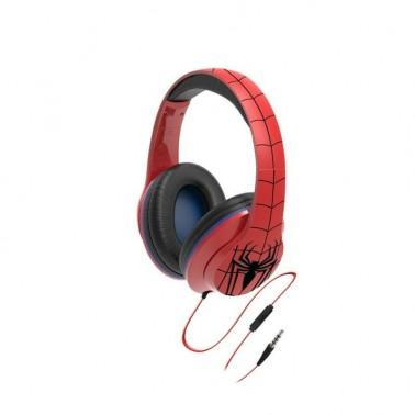 Cascos Auriculares Spiderman con Micro