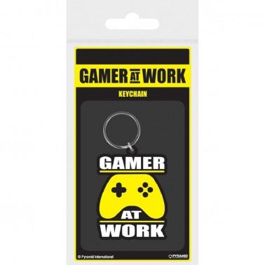 Llavero Gamer at work mando consola