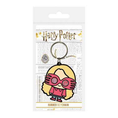 Llavero Harry Potter Luna Lovegood Chibi