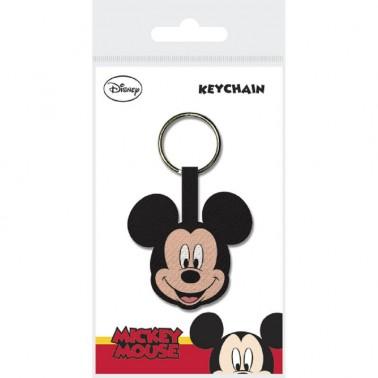 Llavero Textil Mickey Mouse