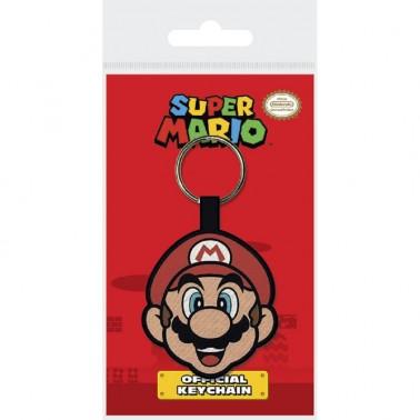 Llavero Textil Super Mario
