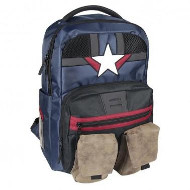 Mochila Casual Capitán América