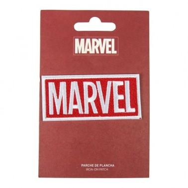 Parche Logo Marvel