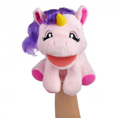 Peluche interactivo Alive Jr. Unicornio