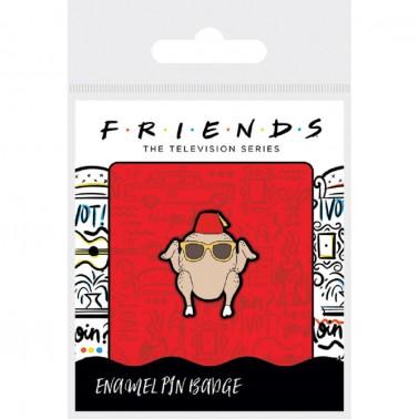 Pin esmaltado Friends (Pavo)