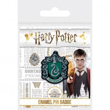 Pin esmaltado Harry Potter (Slytherin)