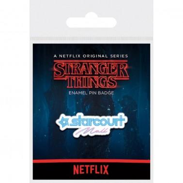 Pin esmaltado Stranger Things (Starcourt Mall)