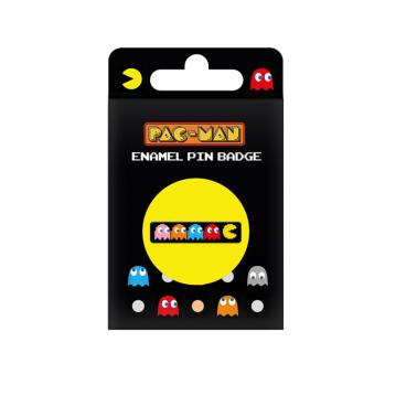 Pin logo Pac Man