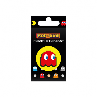 Pin Pac Man Blinky